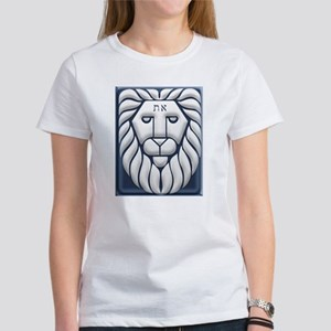 Aleph & Tav Lion Of Judah Women's T-Shirt