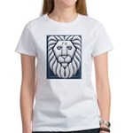 Aleph & Tav Lion Of Judah Women's T-Shirt