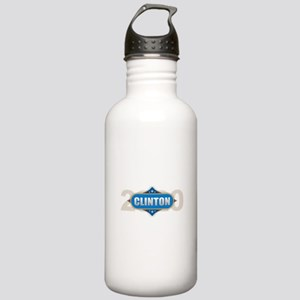 Clinton 2020 Stainless Water Bottle 1.0L