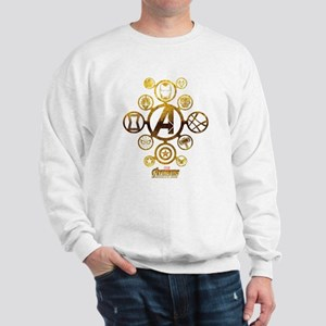 Avengers Infinity War Icons Sweatshirt