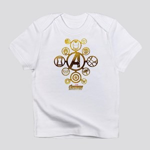 Avengers Infinity War Icons Infant T-Shirt