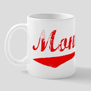 Vintage Montana (Red) Mug