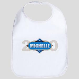 Michelle 2020 Baby Bib