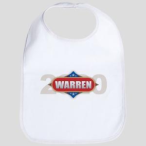 Warren 2020 Baby Bib