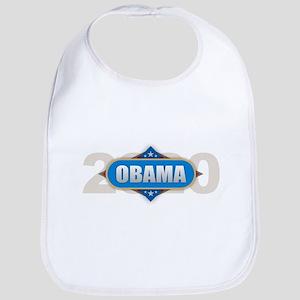 Obama 2020 Baby Bib