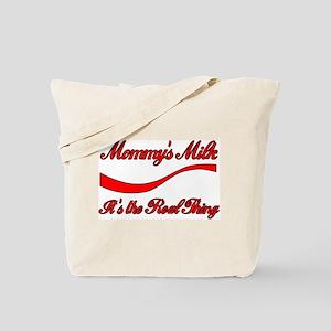 Mommy Milk Tote Bag