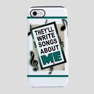 WRITE SONGS iPhone 8/7 Tough Case