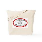 Yeshua Is Messiah Tote Bag