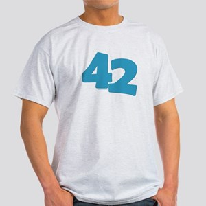 The Answer! Ash Grey T-Shirt