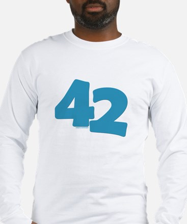 The Answer! Long Sleeve T-Shirt