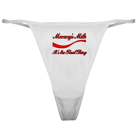 Mommy Milk Classic Thong