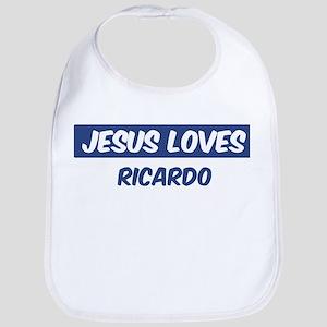 Jesus Loves Ricardo Bib