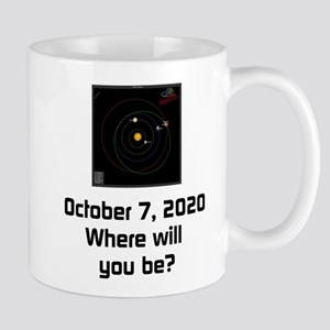 Where will you be 11 oz Ceramic Mug