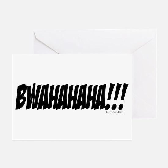 BWAHAHAHA!!! Greeting Cards (Pk of 20)