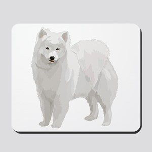 Beautiful Samoyed Mousepad