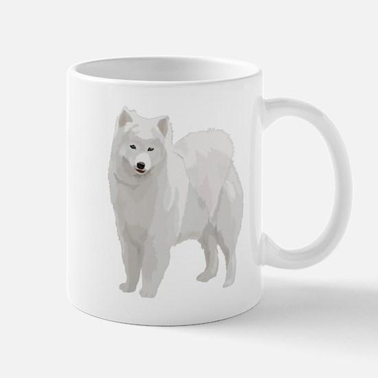 Beautiful Samoyed Mug