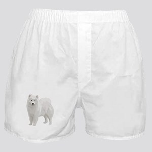 Beautiful Samoyed Boxer Shorts