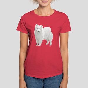 Beautiful Samoyed Women's Dark T-Shirt