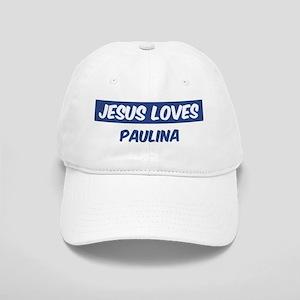Jesus Loves Paulina Cap