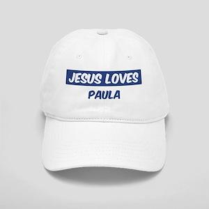 Jesus Loves Paula Cap