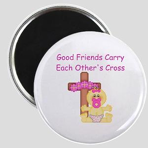 Good Friends... Magnet