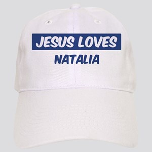 Jesus Loves Natalia Cap
