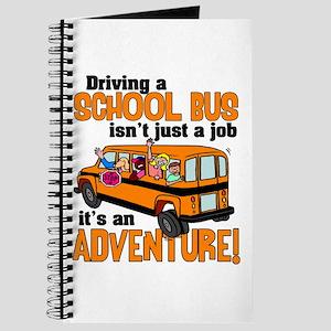 Driving a School Bus Journal