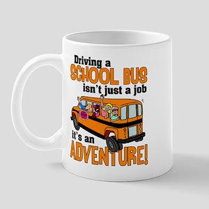 Driving a School Bus Mug