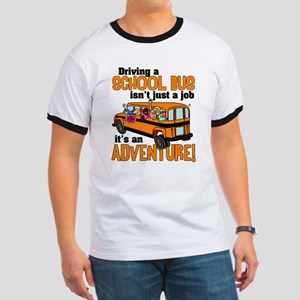 Driving a School Bus Ringer T