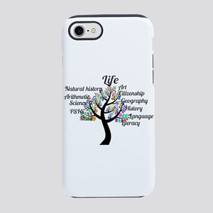 Colorful Life Tree iPhone 8/7 Tough Case