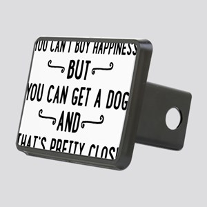 dog Rectangular Hitch Cover