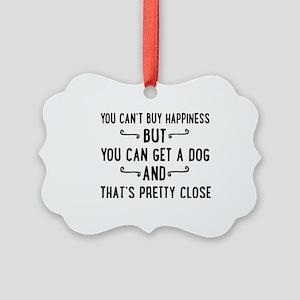 dog Picture Ornament