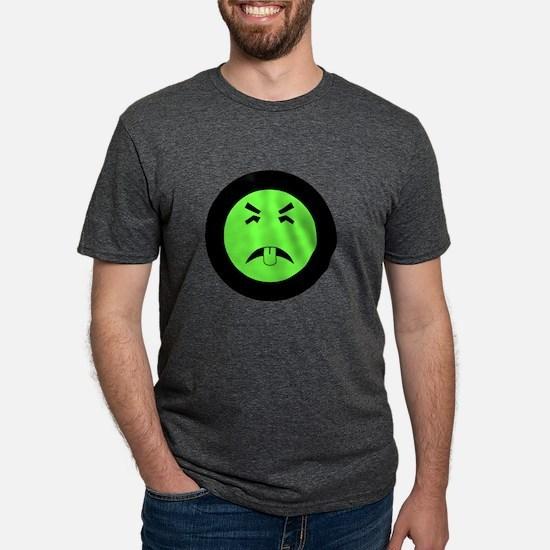 Mr. Yuk logo poison control desgin T-Shirt