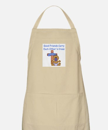 Good Friends... BBQ Apron