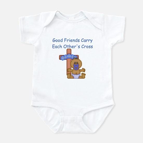 Good Friends... Infant Creeper
