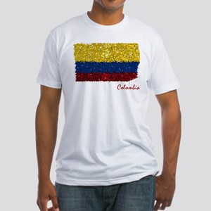 Colombia Pintado Fitted T-Shirt