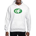 oddFrogg 'oF' Hooded Sweatshirt