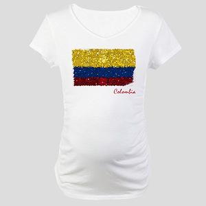 Colombia Pintado Maternity T-Shirt