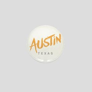 Austin Texas Mini Button