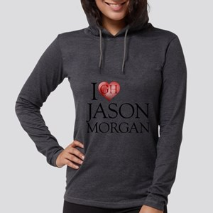 I Heart Jason Morgan Long Sleeve T-Shirt