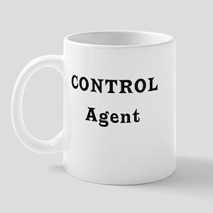 CONTROL Agent Mug