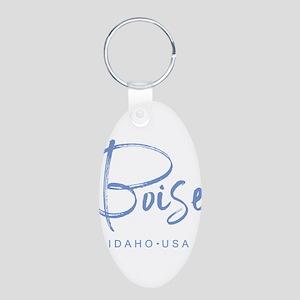 Boise Idaho Keychains