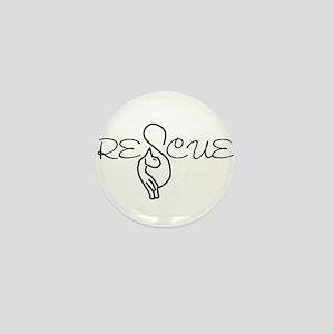 Cat Rescue Mini Button