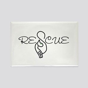 Cat Rescue Magnets