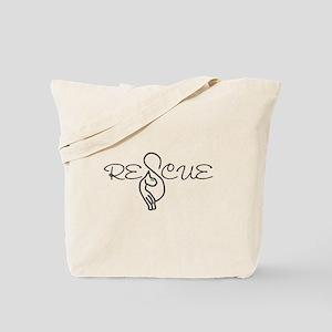 Cat Rescue Tote Bag