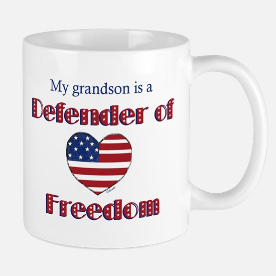 Defenders of Freedom 3 Mug