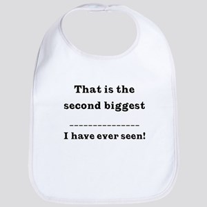 That is the second Bib