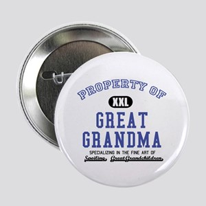 "Property of Great Grandma 2.25"" Button"