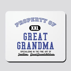 Property of Great Grandma Mousepad