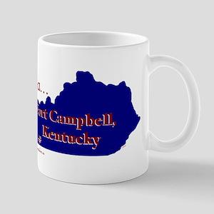 Fort Campbell Mug